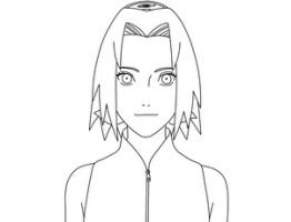 Sakura Haruno - Dibujo