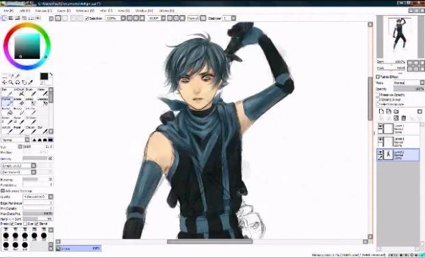Programa para dibujar en la PC (el mejor para anime) – Dibujanime!